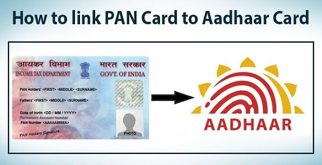 how-to-link-pan-card-with-aadhaar-number