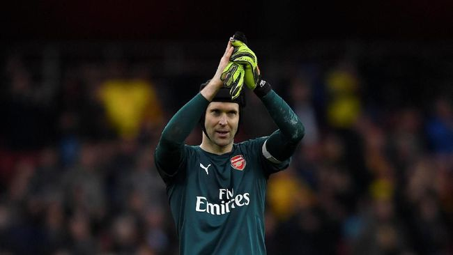 Peter Cech Pensiun Dan Ungkap Tiga Penyelamatan Terbaiknya 2019