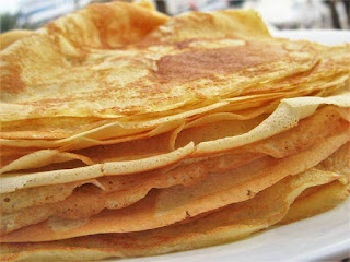The best, the simplest, the finest pancake ever