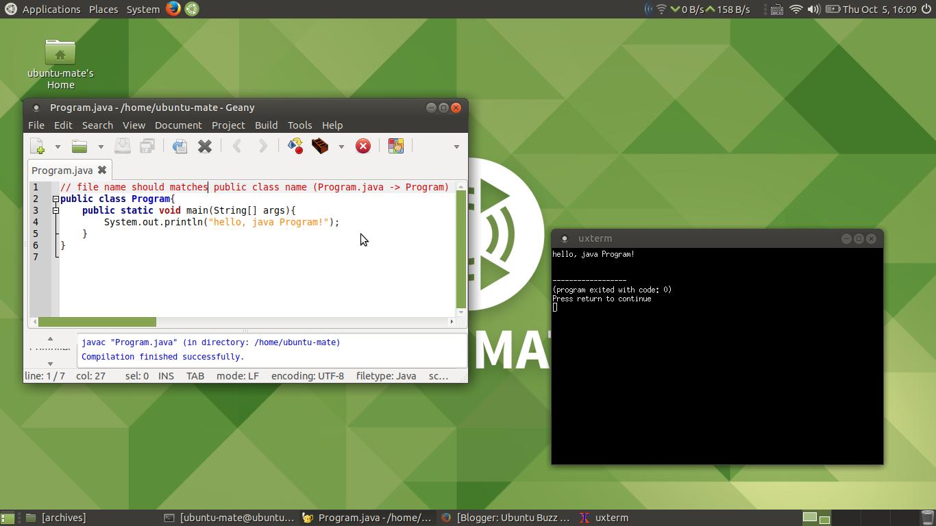 Ubuntu Buzz !: Setup Java Programming Tools on Ubuntu for