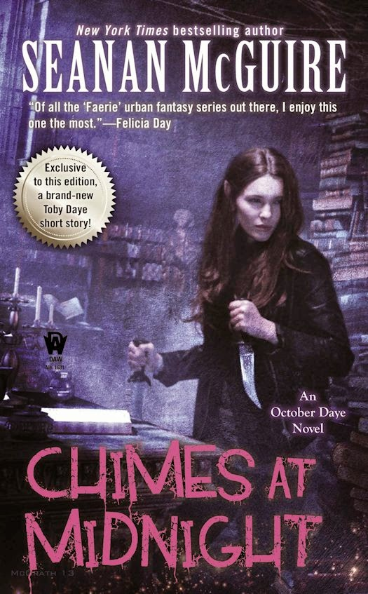 Review: Chimes at Midnight by Seanan McGuire