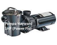 Spesifikasi dan Harga Pompa Hayward 1HP (Power Flo)