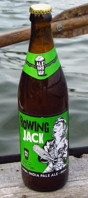 Rowing Jack | AleBrowar | butelka