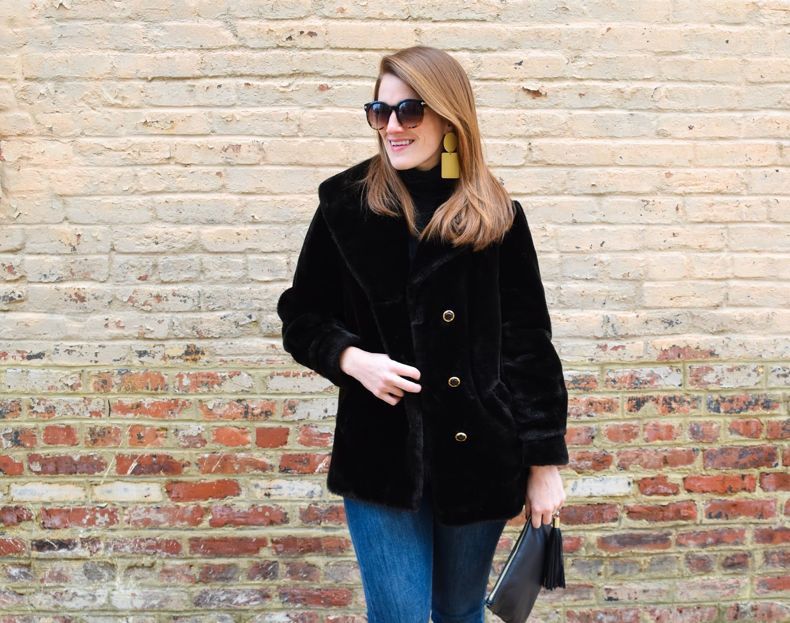 Vintage Faux Fur: A Modern Look