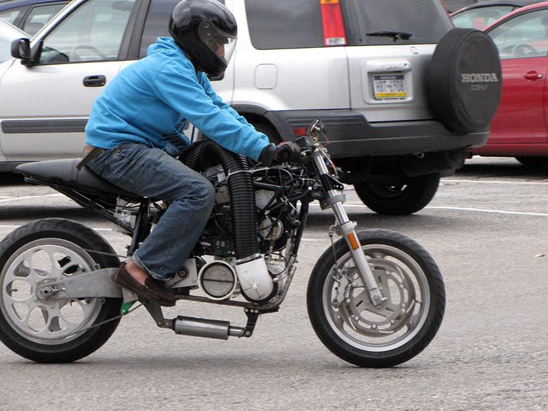 Dc Riders Hydrogen Bike