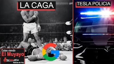 Google la vuelve a cagar, Internet en el Espacio, Nokia 7 Plus, Tesla Policia | El Muyayo