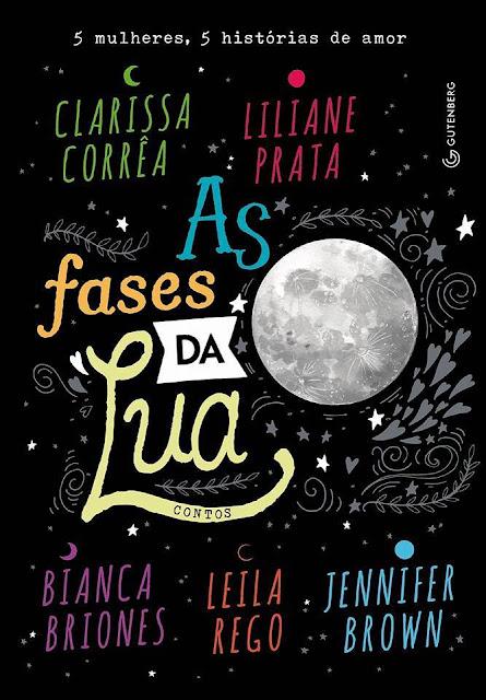 [Lançamento] As fases da Lua @editoragutenberg