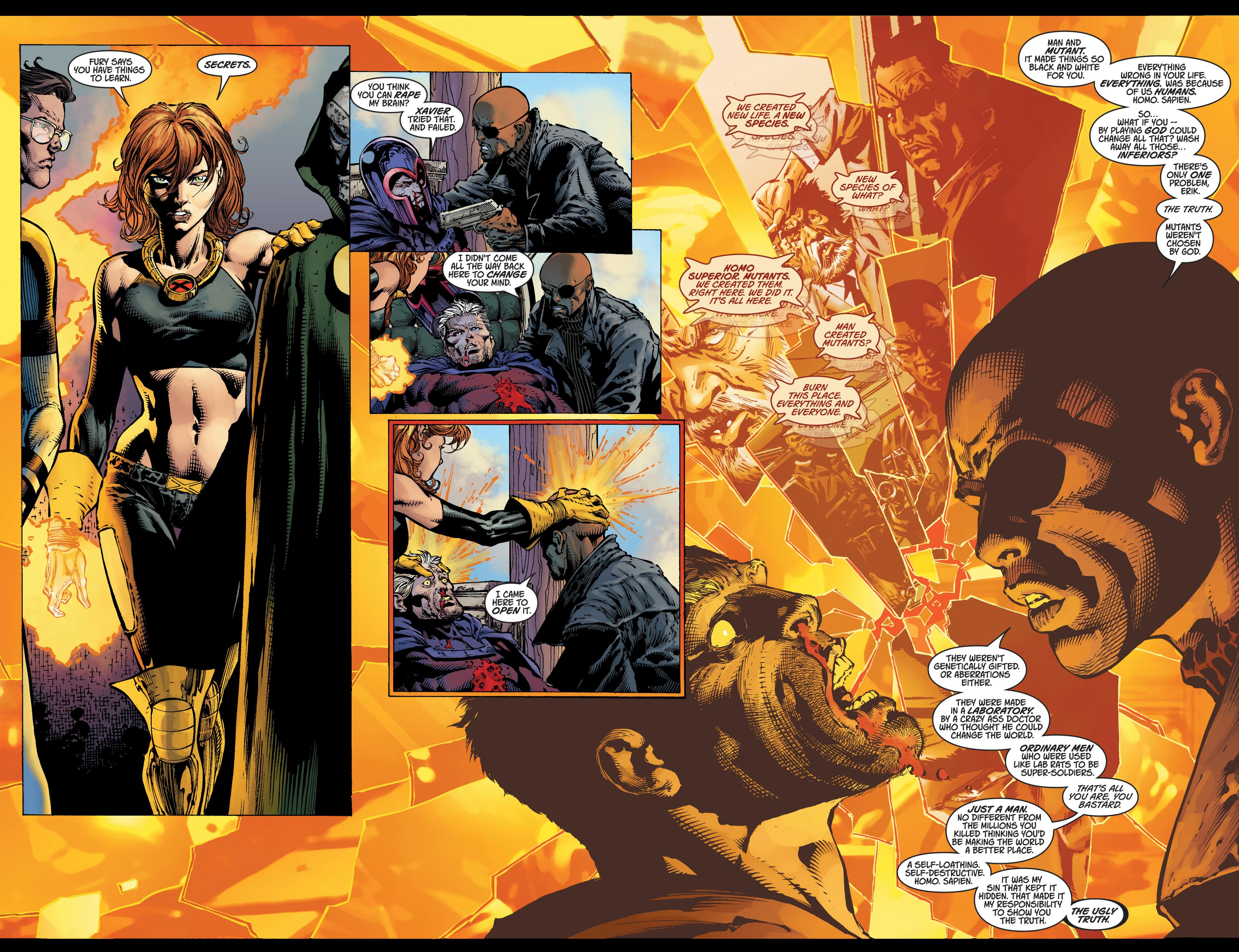 Read online Ultimatum comic -  Issue # _TPB - 105