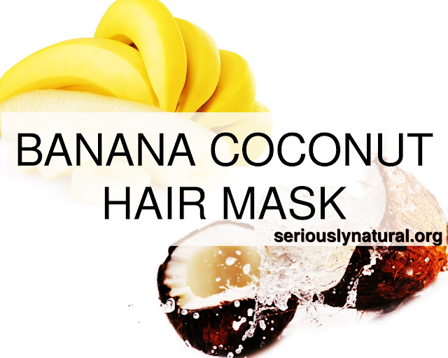 Click here to buy La Tourangelle Organic Coconut Oil to create some amazing hair masks.