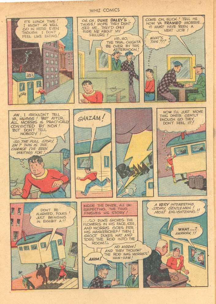 WHIZ Comics issue 66 - Page 10