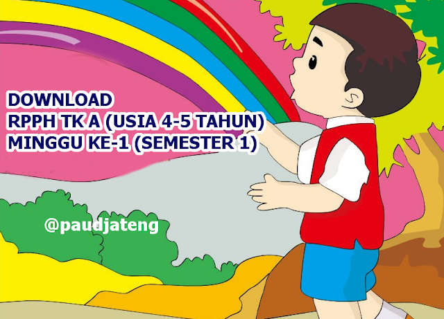 Contoh RPPH TK A Minggu 1 Kurikulum 2013 (Semester 1) format doc word rkh tk a semester 1 rkh tk a tema diriku diri sendiri rkh tk a semester 1 dan 2 download rkh tk a semester 1