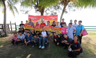 Festival Makanan Kanak-kanak Sihat Ayam Brand™ Didik Tentang Pilihan Makanan yang Lebih Sihat