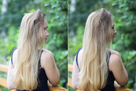 Moje włosy - lipiec 2016 - czytaj dalej »