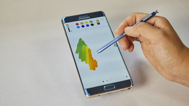 Samsung Galaxy Note S7
