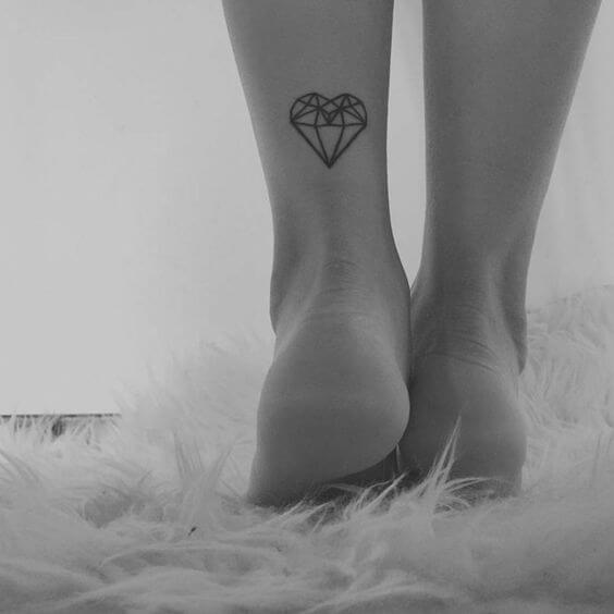beautiful small tattoo for girl
