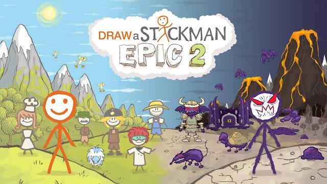 Downalod Draw a Stickman EPIC 2 APK FULL