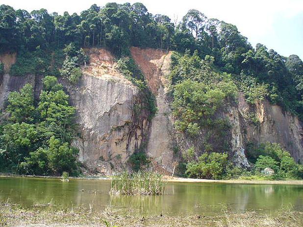 Singapore Quarry (dry season)