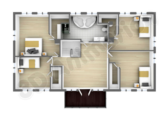 Home Design Plans Indian Style 3d Creditrestore Us