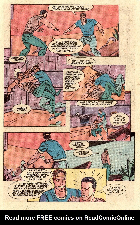 Read online Secret Origins (1986) comic -  Issue #47 - 32