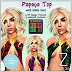 ZOOM - PAPAYA TOP // THIRD LIFE EXCLUSIVE GIFT