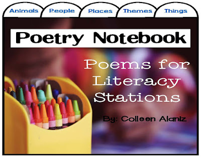 https://www.teacherspayteachers.com/Product/Poetry-Notebook-Poems-for-Stations-2529926