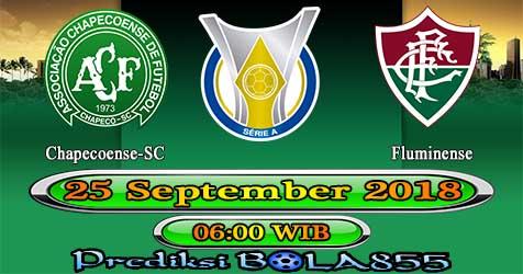 Prediksi Bola855 Chapecoense-SC vs Fluminense 25 September 2018