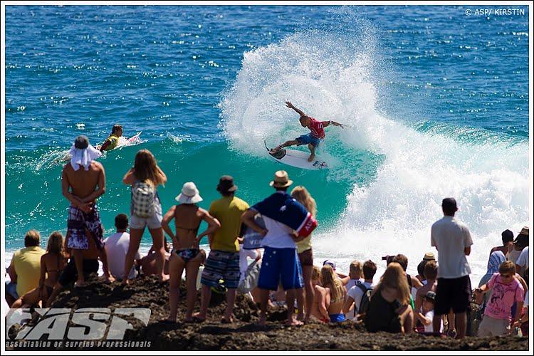 Sin sorpresas en el Quiksilver Pro Gold Coast 2011