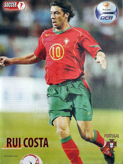 PIN UP MANUEL RUI COSTA (PORTUGAL)