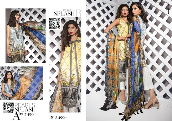 Sapphire Eid Collection 2017
