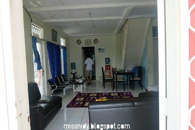 booking villa airbnb di puncak