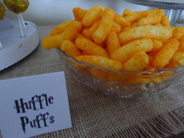 Snacks, Food, Huffle Puffs