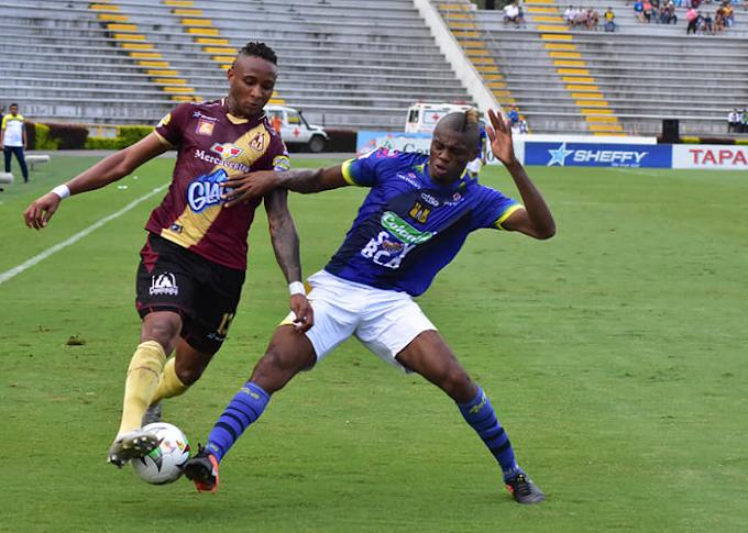 DEPORTES TOLIMA postergó su clasificación anticipada a los cuadrangulares: Empató 2-2 ante Alianza Petrolera
