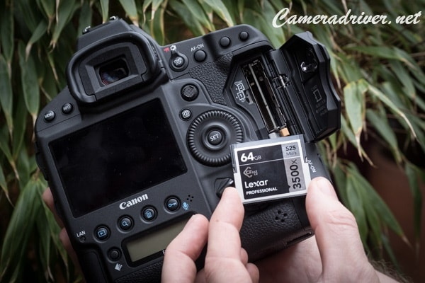 Canon EOS-1D X Mark II Software Download