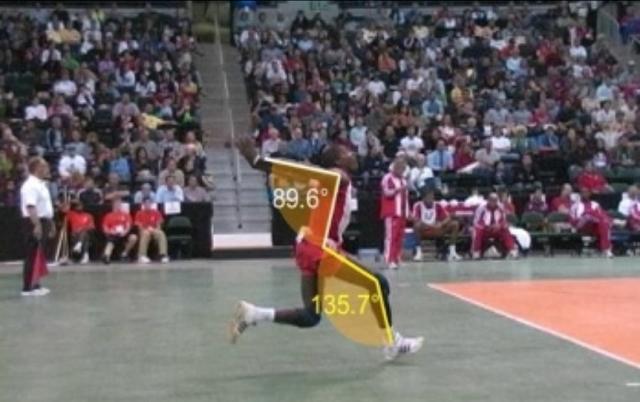 Sử dụng công nghệ 3D trong huấn luyện kỹ thuật bóng chuyền