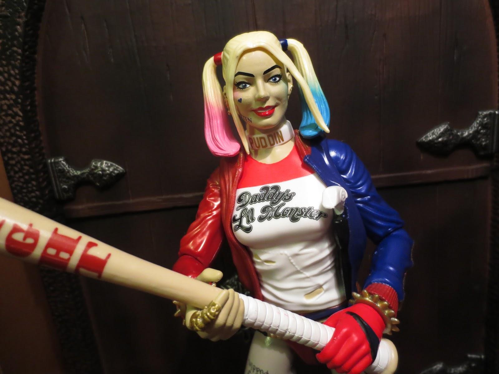 DC Comics Multiverse Suicide Squad Harley Quinn 12 Figure