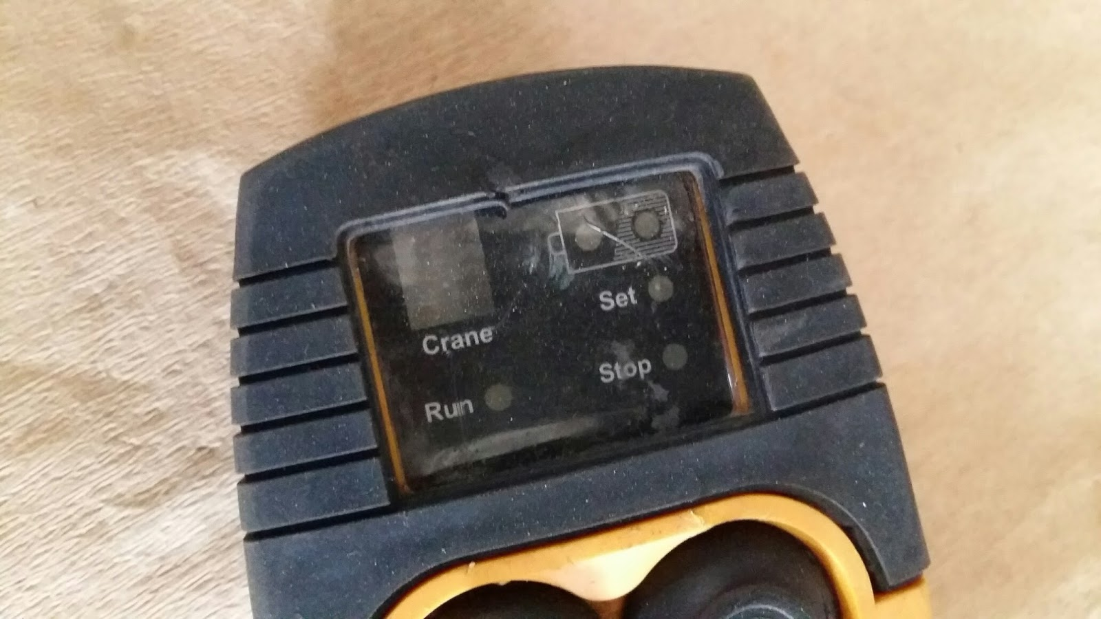hight resolution of demag drc dc10 radio remote control type drc dc 10 ident no 773 700 44 serial no 051436 ip 55 made in gmbh condition used 1 pcs