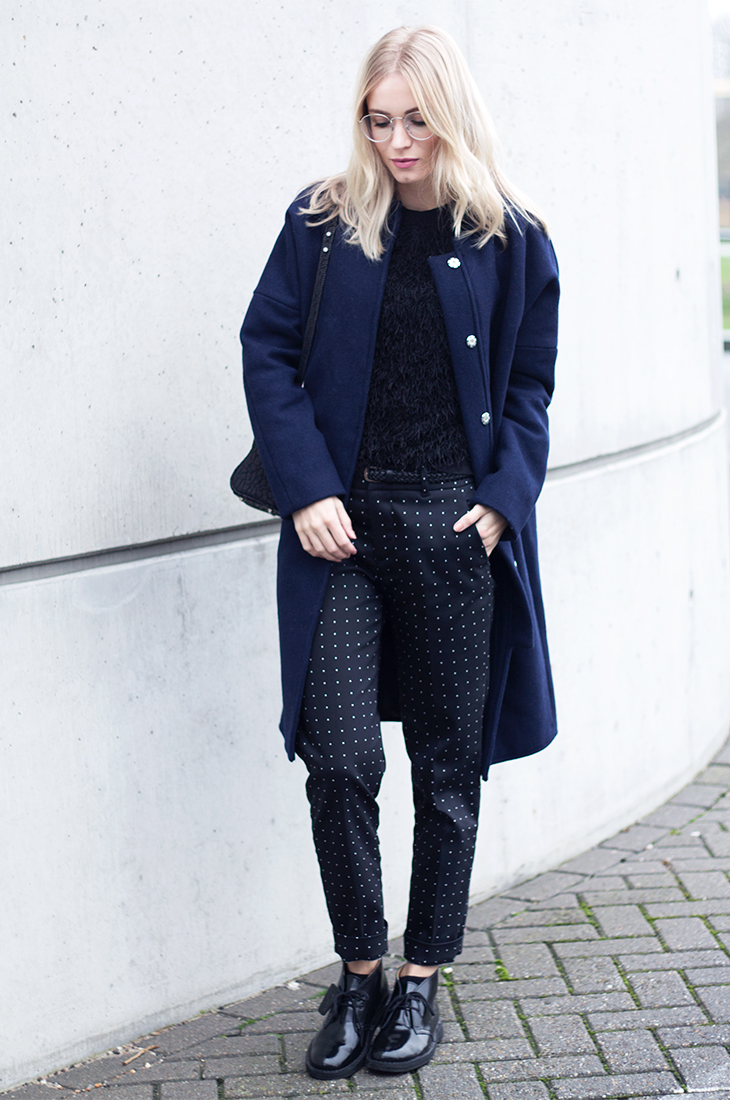 Fashion Attacks outfit ootd In a Blue Mood