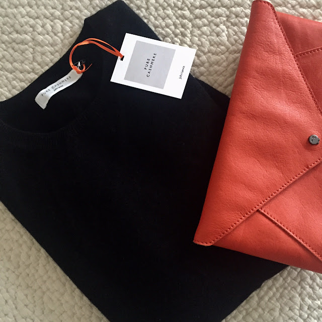 Cashmere Crew Neck from John Lewis