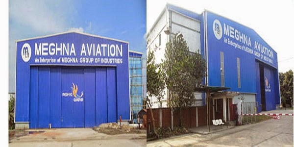 Meghna Aviation Limited-A top Bangladeshi helicopter rental company