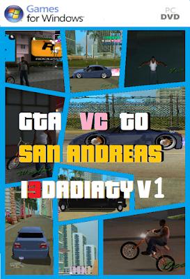 برابط واحد Gta San الى Gta Vice City تحميل مود تحويل