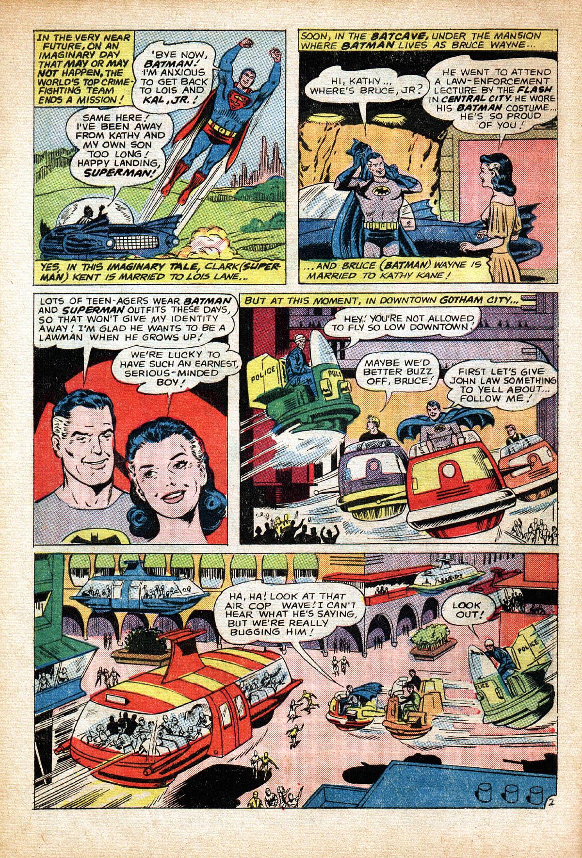 Read online World's Finest Comics comic -  Issue #157 - 4
