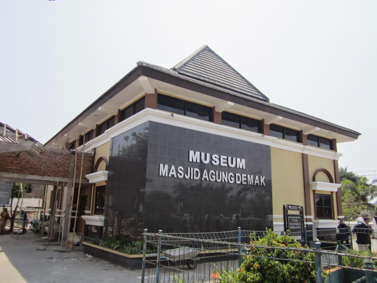 Museum Mesjid Agung - Tempat Wisata Kabupaten Demak