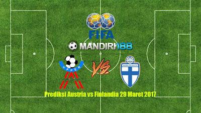 AGEN BOLA - Prediksi Austria vs Finlandia 29 Maret 2017