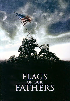 Poster Of Flags of Our Fathers (2006) Full Movie Hindi Dubbed Free Download Watch Online At worldfree4u.com