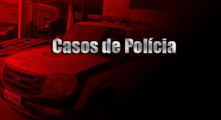 Em Barra de Santa Rosa, bandidos invadem casa, roubam e levam um morador como refém