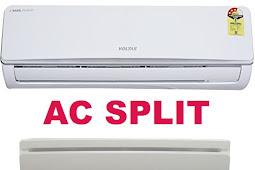 Simak Beberapa Keuntungan Menggunakan AC Split Sebagai Pendingin Ruangan