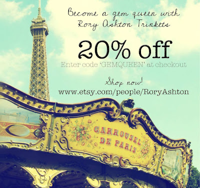20% off Rory Ashton Trinkets
