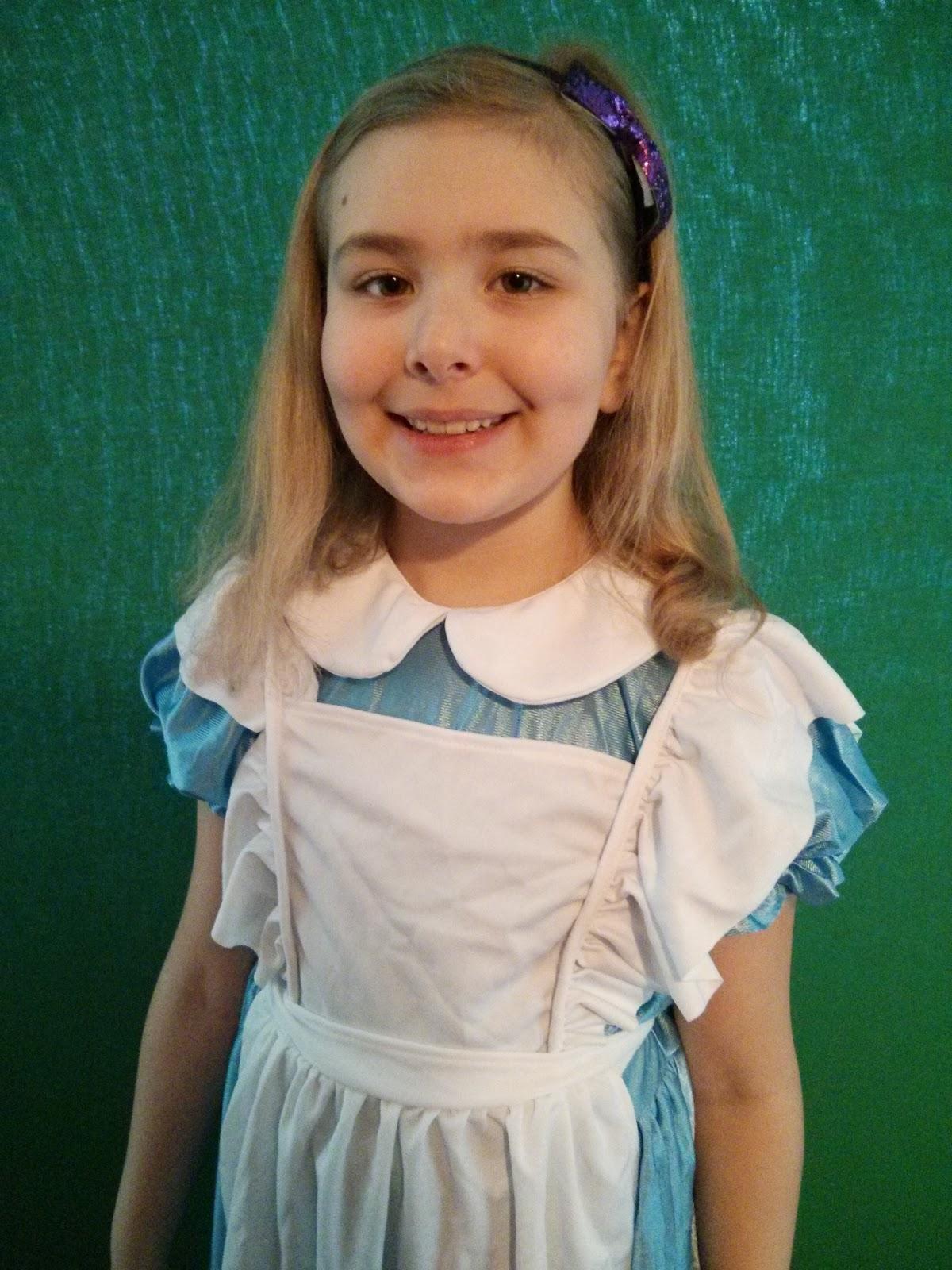 Top Ender as Alice