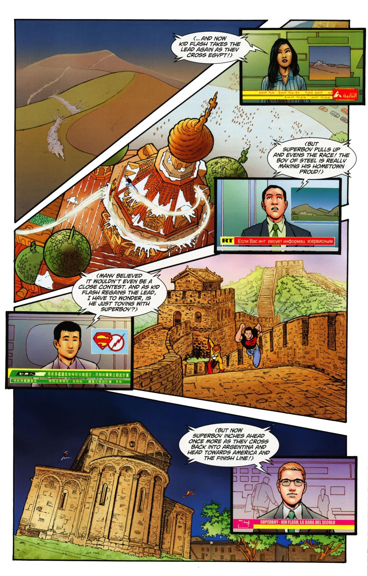 Superboy [I] Issue #5 #5 - English 18