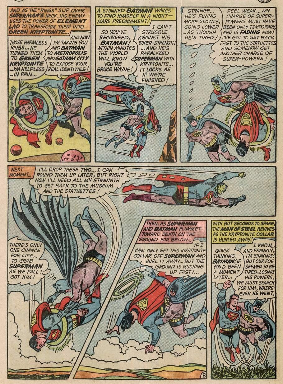 Read online World's Finest Comics comic -  Issue #142 - 20
